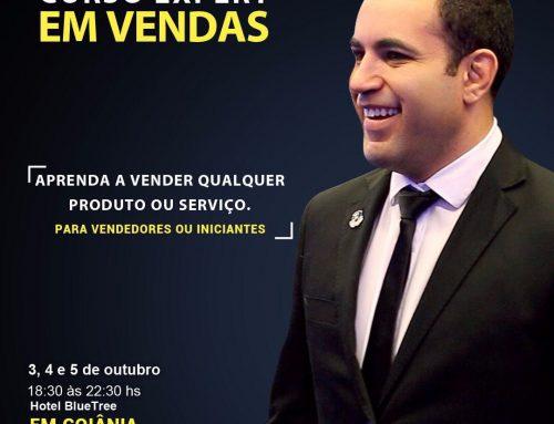 Curso de Vendas Especialista e Expert – com Goiamy Filho
