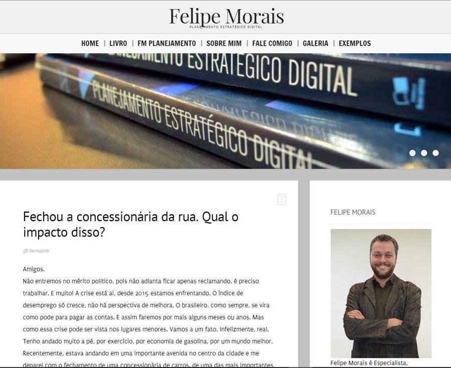 Blog Felipe Morais